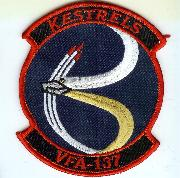 VFA-137 Squadron Patch (Large)