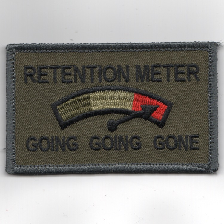 VFA-143 'RETENTION METER' (OCP)