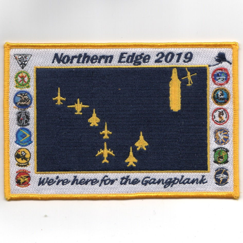 VFA-154/CVW-11 2019 'NORTHERN EDGE' Cruise (Rect)