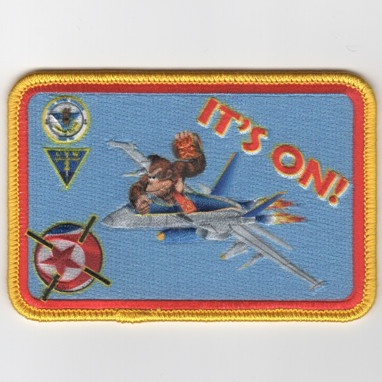 VFA-192 2017 'Donkey Kong' Cruise Patch