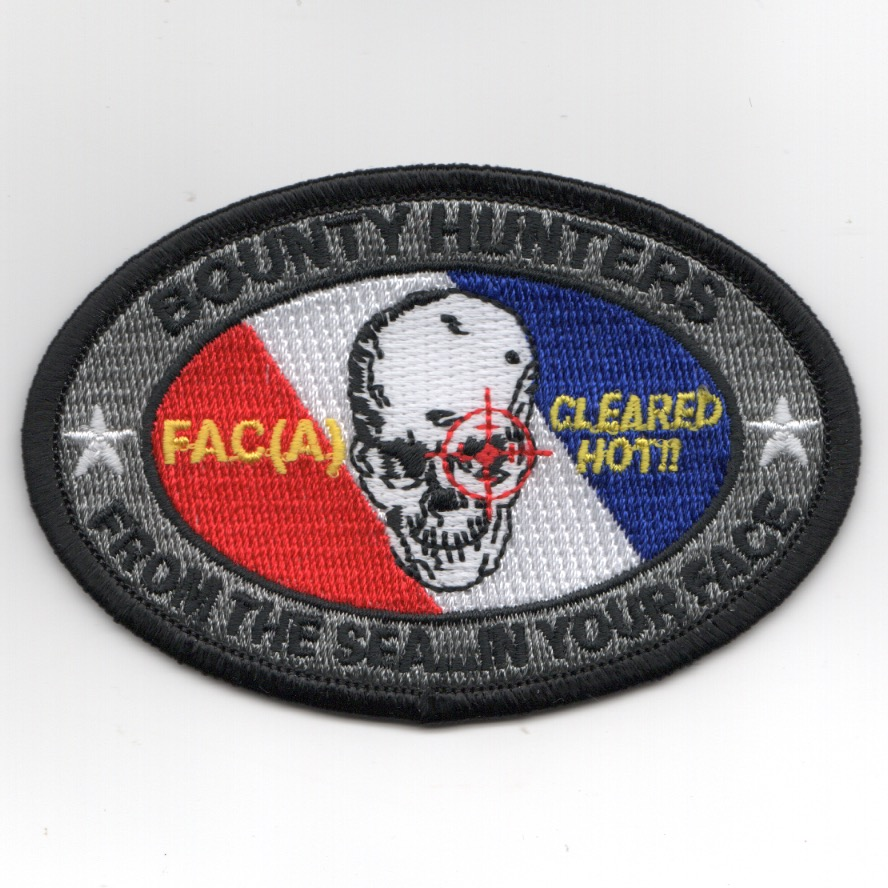 VFA-2 'FAC(A)' Oval Patch