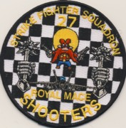 VFA-27 'SHOOTERS' Patch