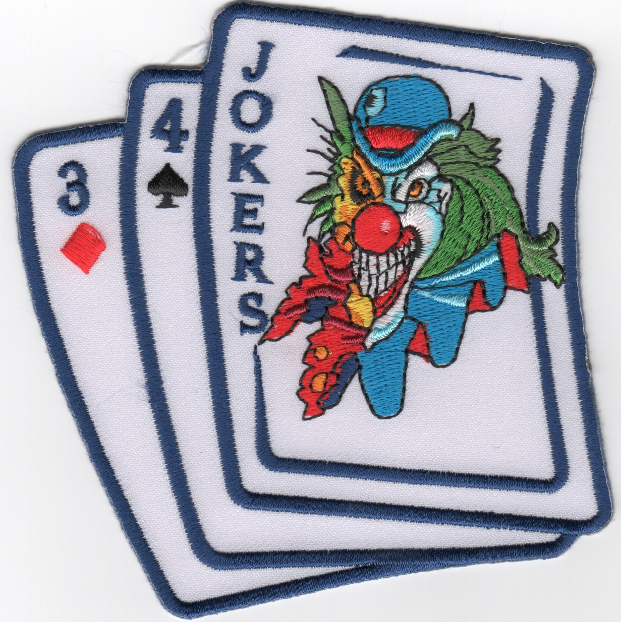 VFA-34 Joker Patch (Color)