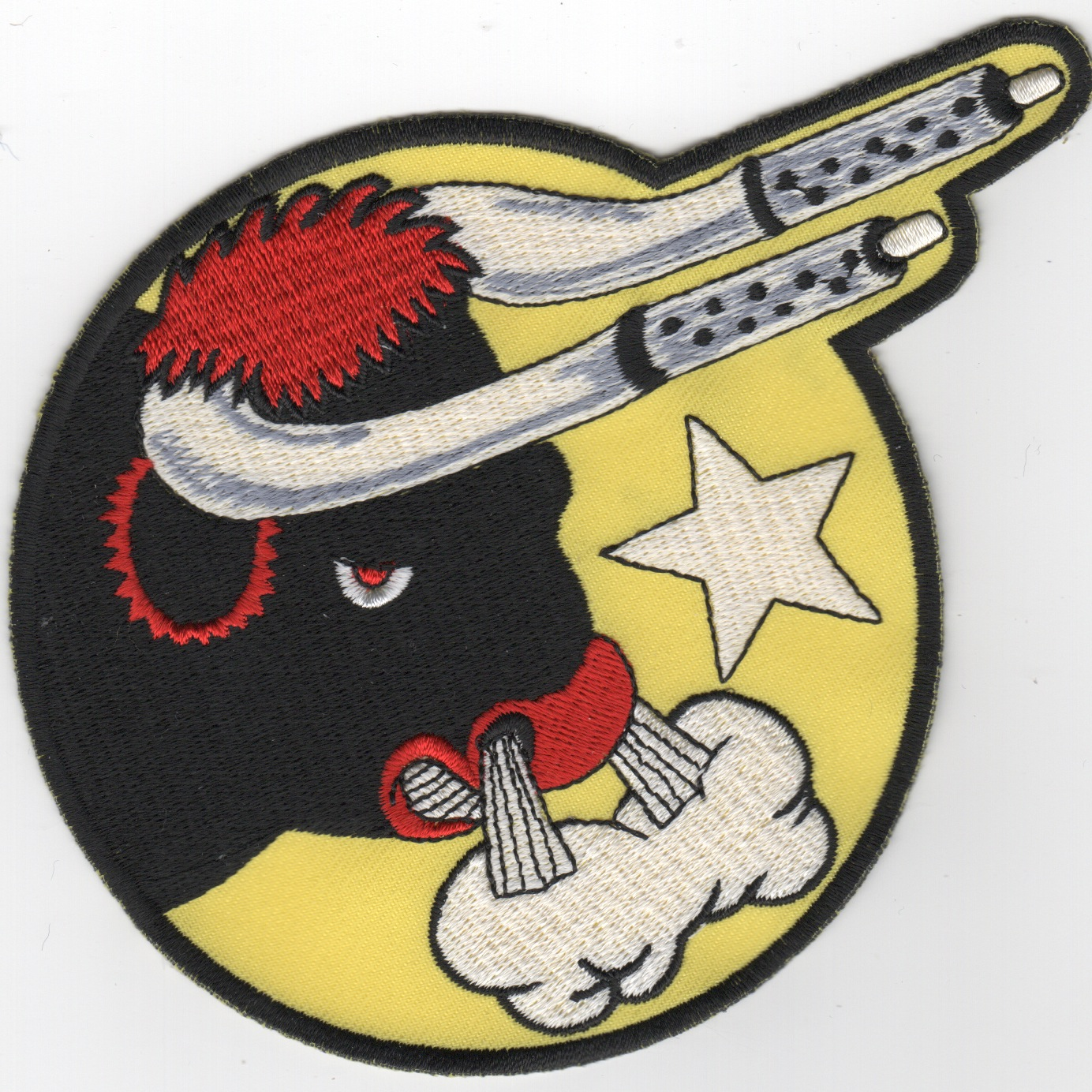 VFA-37 'Historical' Squadron Patch (Yellow)
