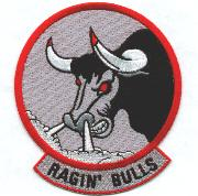 VFA-37 NEW Squadron Patch (Red)