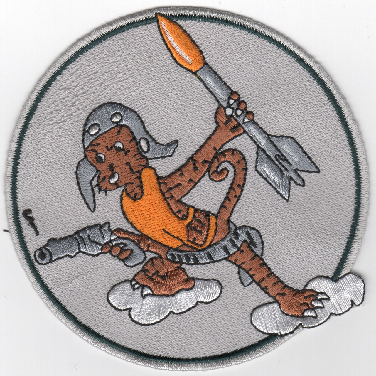VFA-81 'Historical' Squadron Patch