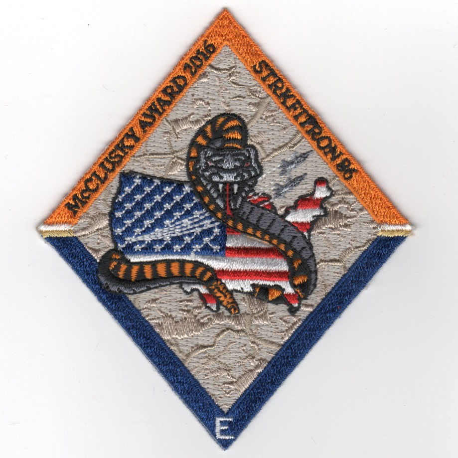 VFA-86 2016 Battle 'E' Diamond Patch