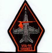 VFA-94 A/C 'Coffin' Patch