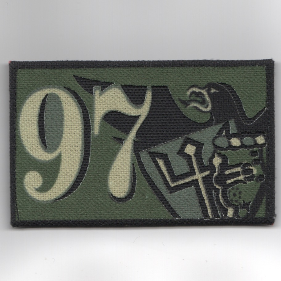 VFA-97 'SLEEVE' Patch (OCP)