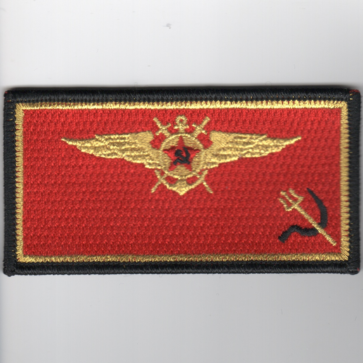 VFA-97 'RED AIR' Nametag (Blank/No Velcro)