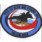VFC-12 2004 Fallon Strike Det Patch