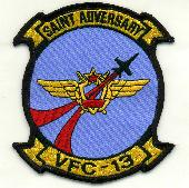 VFC-13 Adversary Squadron Patch (Blue)