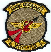 VFC-13 Adversary Squadron Patch (Des)