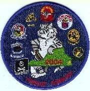 F-14 Tomcat 'Gaggle' Patch