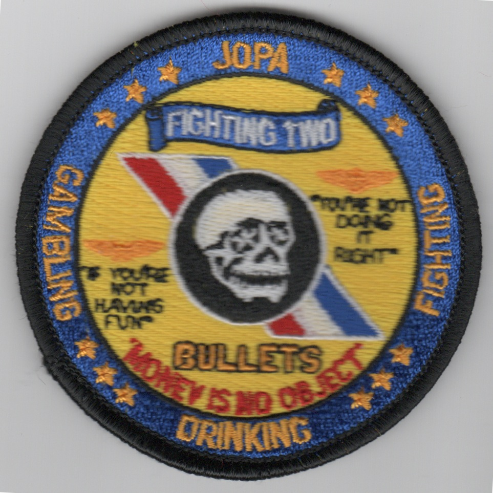 VFA-2 'JOPA' Patch