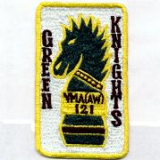 VMA(AW)-121 Patch (Rect/Old-Repro)