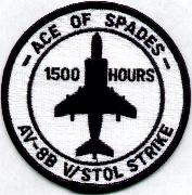 VMA-231 1500 Hours Patch