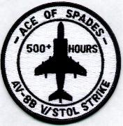 VMA-231 500+ Hours Patch