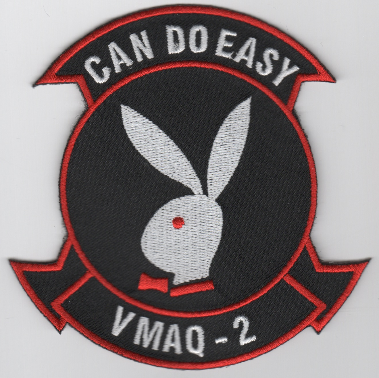 VMAQ-2 'Can Do' (BUNNY) Patch (Black)