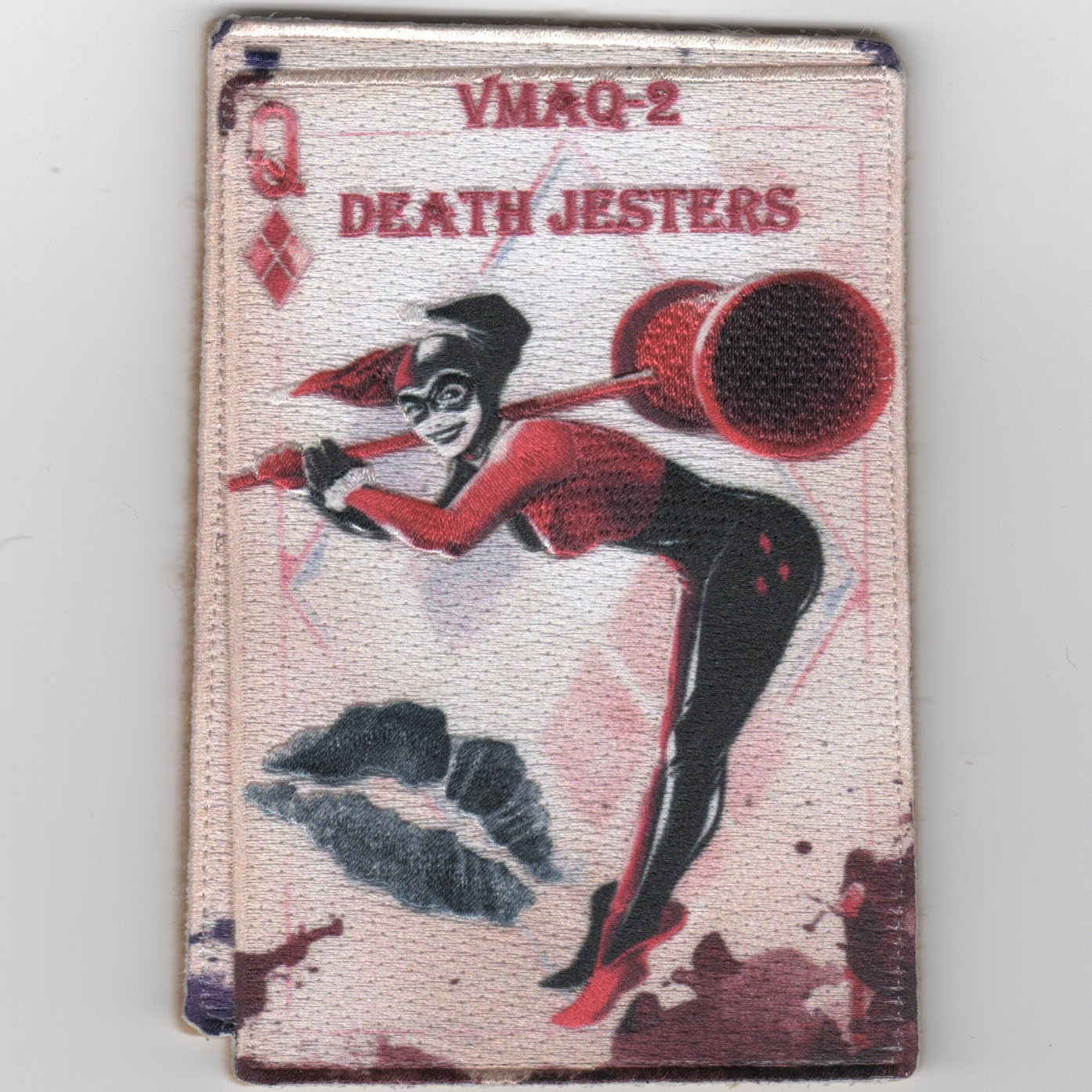 VMAQ-2 'DEATH JESTERS' Patch