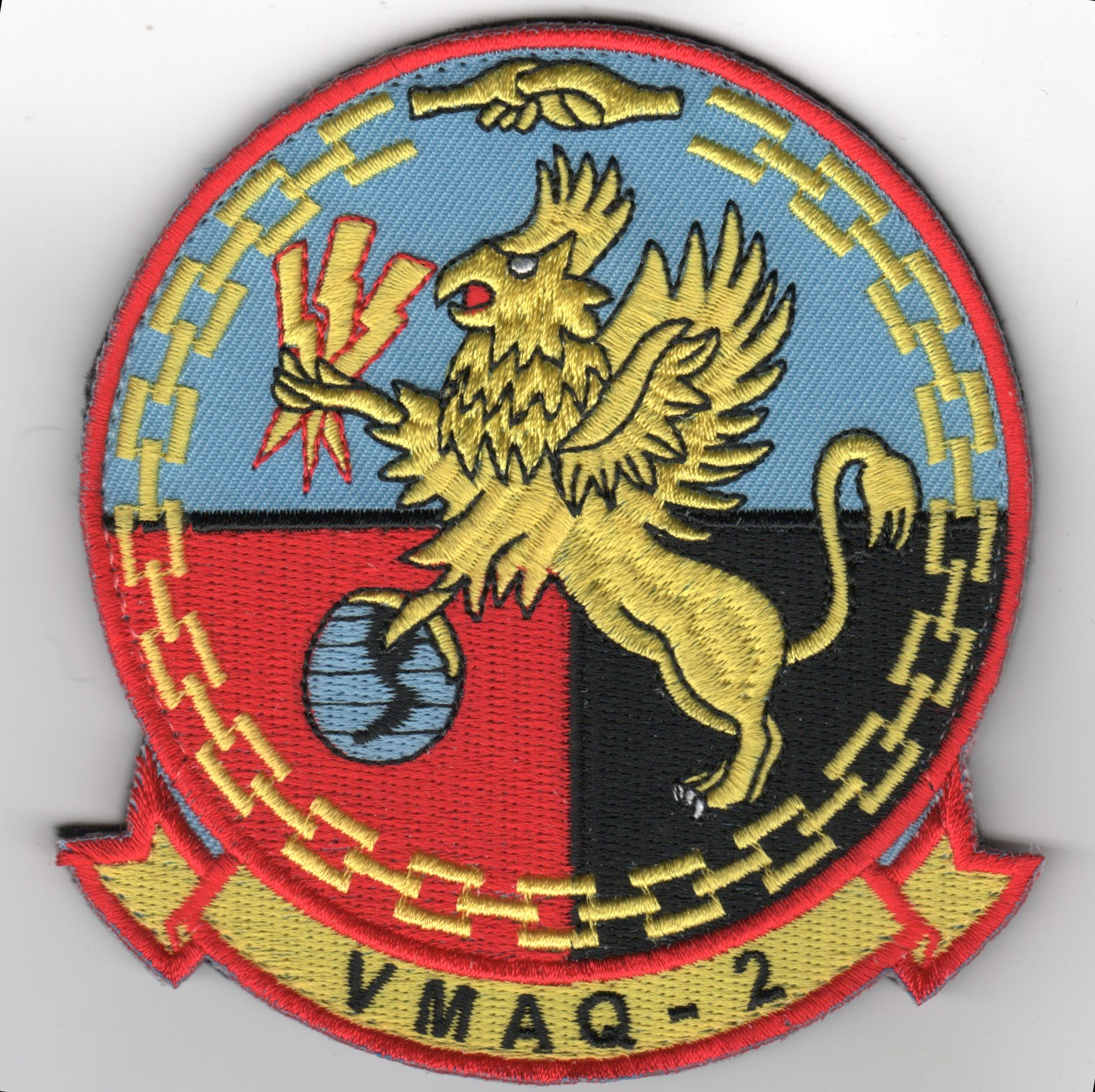 VMAQ-2 'GRIFFIN' (Old Style/Repro)
