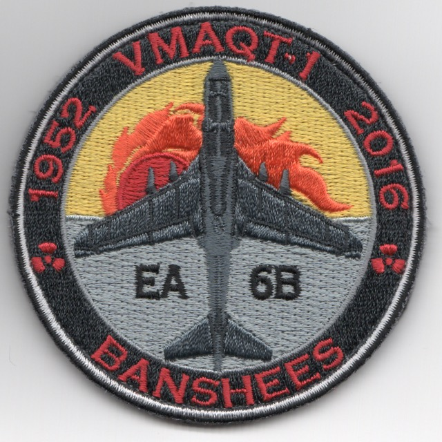 VMAQ-1 'Decommission' Bullet Patch