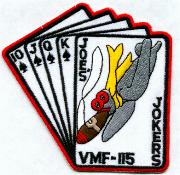 VMF-115 Friday Patch