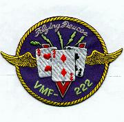 VMF-222 Friday Patch