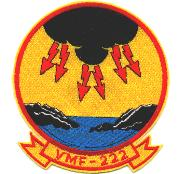VMF-222 Squadron Patch
