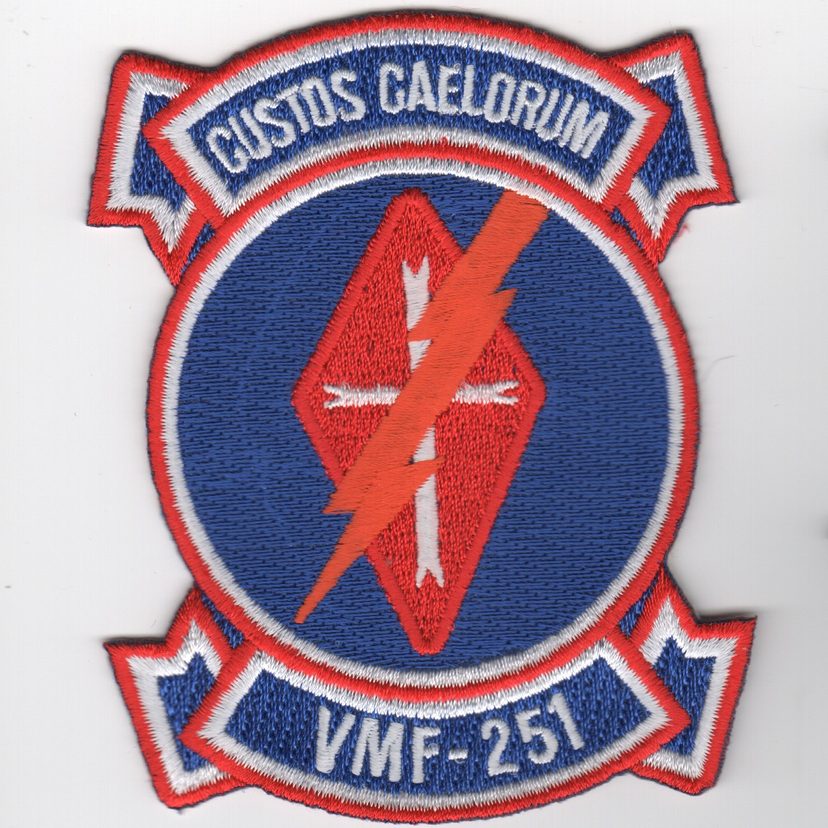 VMF-251 Squadron Patch