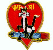 VMF-311 Party Patch
