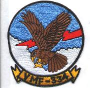 VMF-334 Squadron Patch