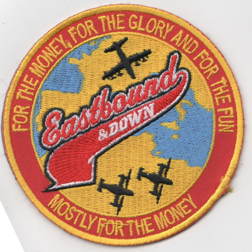 VMM-263 'FOR THE MONEY' Det Patch