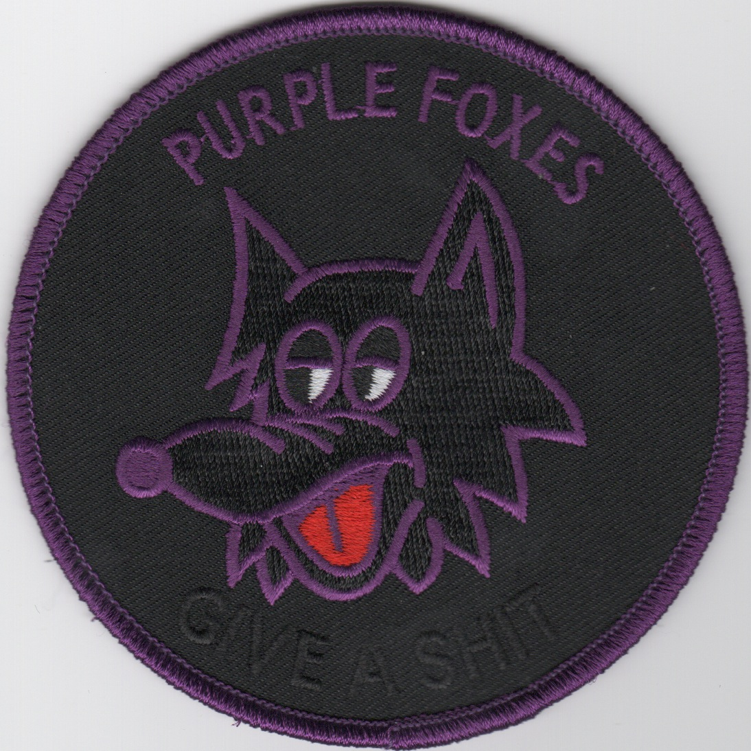 VMM-364 'Purple Foxes' (Black)