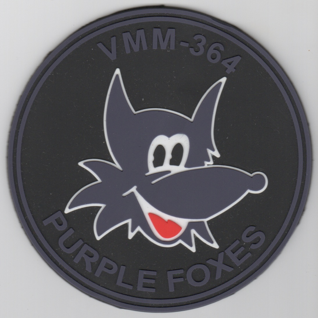 VMM-364 'Purple Foxes' (PVC)