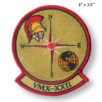 VMX Patches!