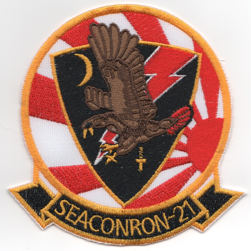 VS-21 Squadron Patch (K)