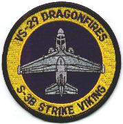 VS-29 Aircraft Patch