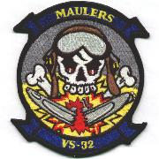 VS-32 Maulers Patch