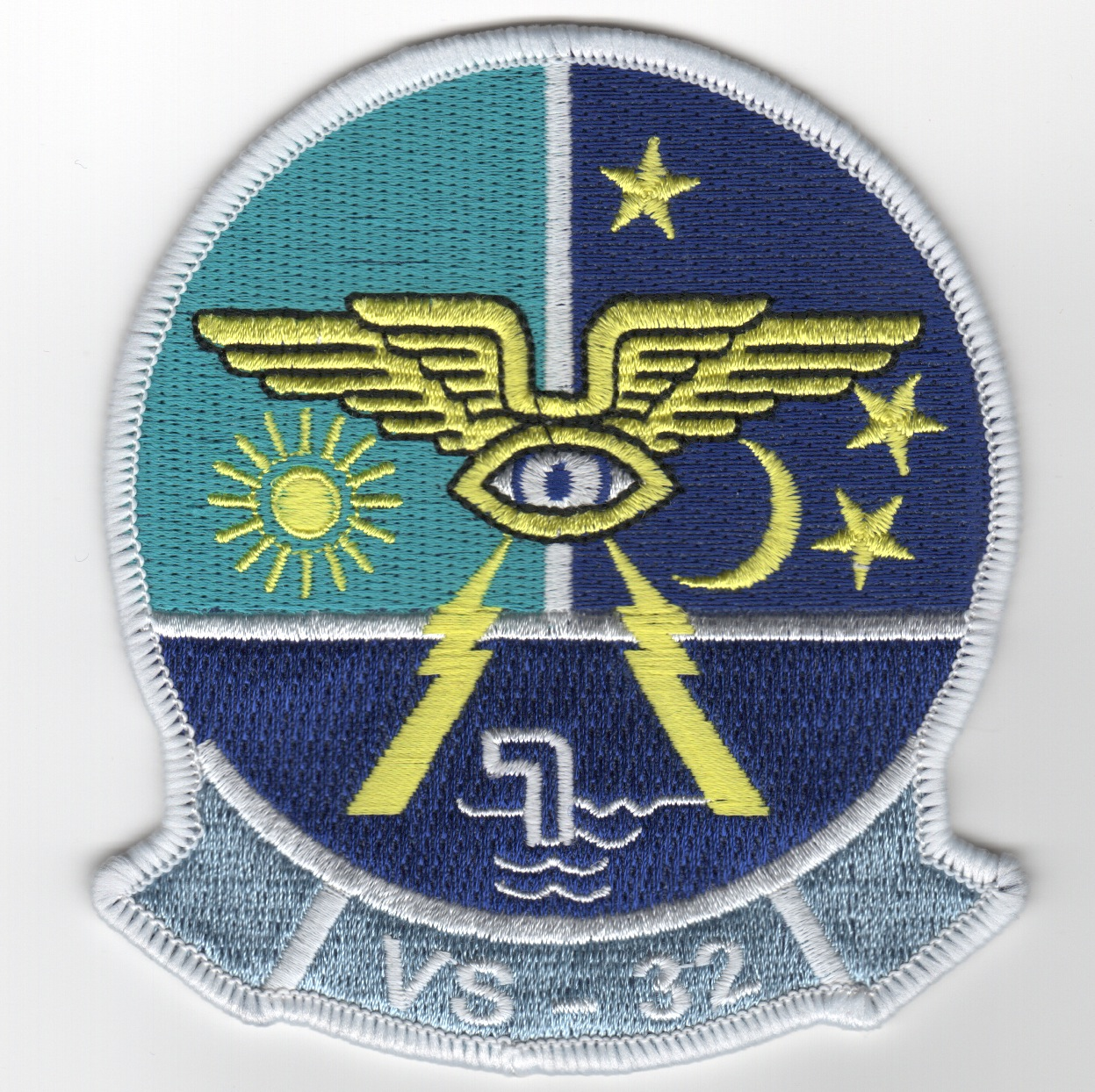 VS-32 Squadron Patch