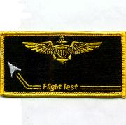 VX-30 Pilot Nametag (Black)