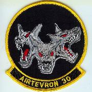 VX-30 '3-Wolves' Patch