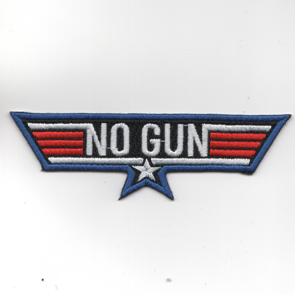 VX-9 'NO GUN' Patch