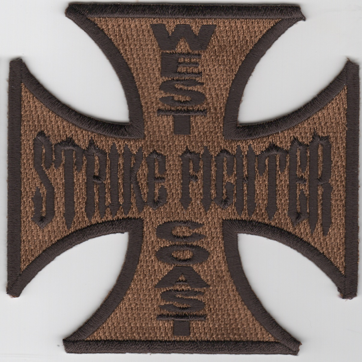 West Coast Strike Fighter Maltese Cross (Des)