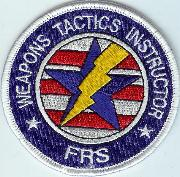 Weapons Tactics Instructor (FRS)