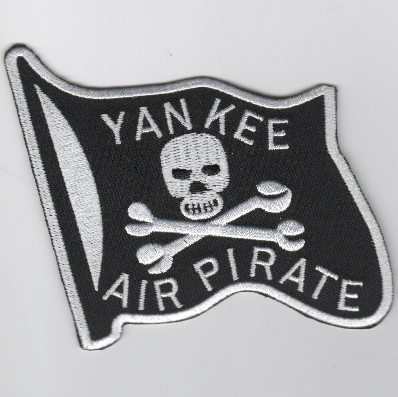 Yankee Air Pirate (Black/Lrg/V)