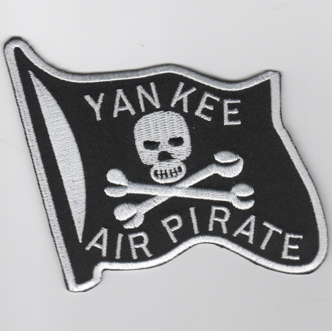 Yankee Air Pirate (Black/Lrg/No V)
