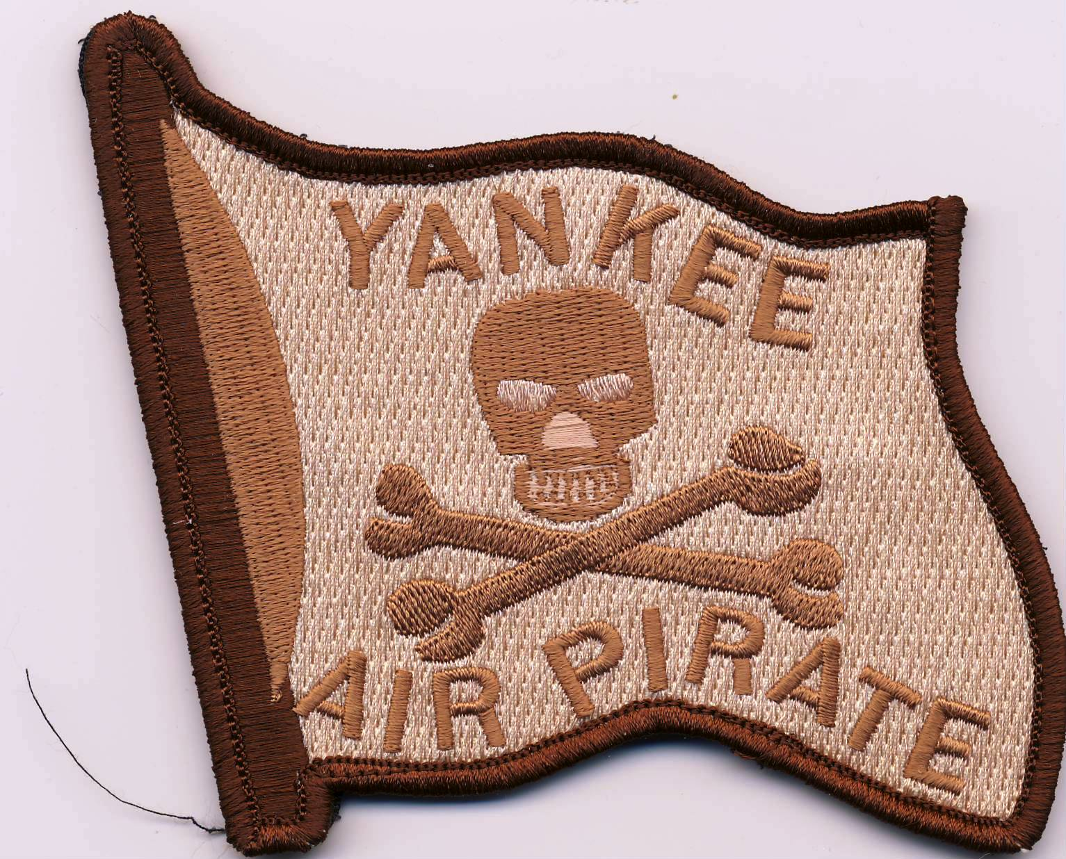 Yankee Air Pirate (Desert) Patch
